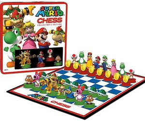 chess super mario bros image