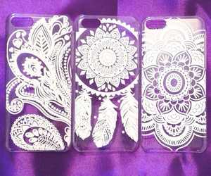 beautiful, dream catcher, and iphone cases image