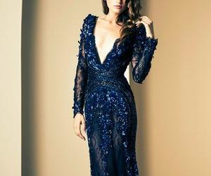 fashion, dress, and ziad nakad image