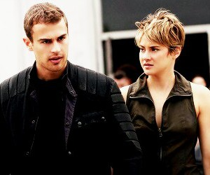 four, trice, and divergente image