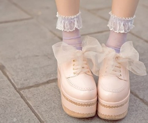 kawaii, shoes, and cute image