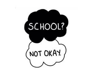 school and the fault in our stars image