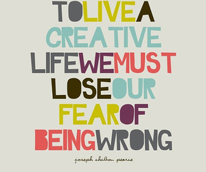 quote and creative image
