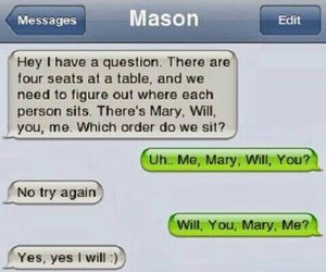 text, couple, and funny image