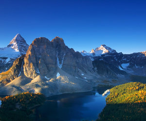 mountains, sky, and beautiful image