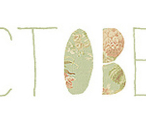 art, floral, and font image