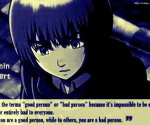 quote, attack on titan, and armin arlert image