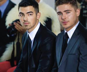 efron, Joe Jonas, and zac image