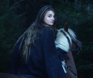 hair and horse image