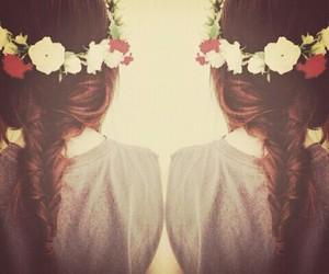 girl, hair, and beautiful image