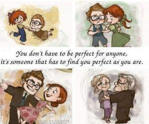 love, up, and perfect image