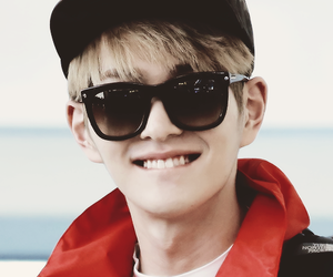 Onew, smile, and SHINee image