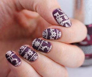 nails, nice, and pretty image
