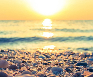 beach, sun, and sea image