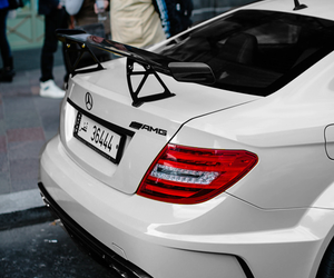 luxury, car, and amg image