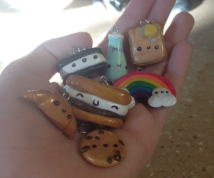 charms, clay, and fimo image