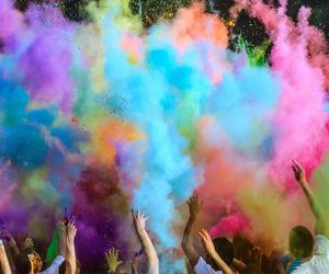 colour and festival image