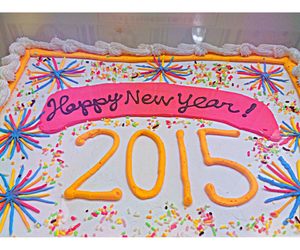cake, sweet, and 2015 image
