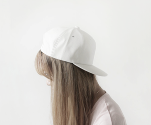 brown, cap, and clothes image