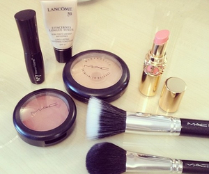 mac, cosmetics, and make up image