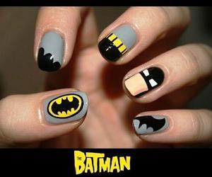 nails and batman image