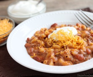 beans, beef, and casserole image