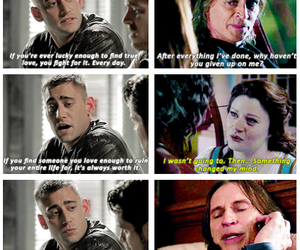 depressed, once upon a time, and robert carlyle image