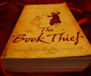 book, the book thief, and bookthief image