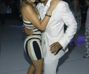Mariah Carey and nick cannon image