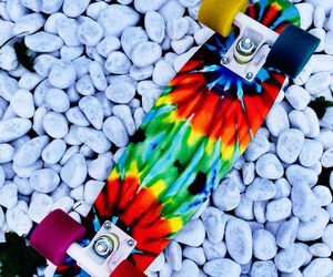 penny, board, and penny board image