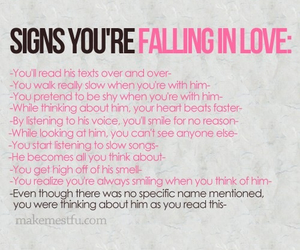 signs, love, and qoutes image