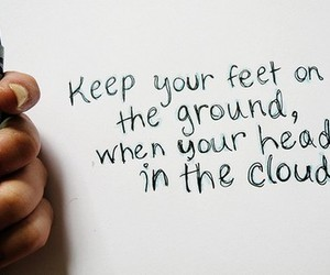 paramore, quote, and clouds image