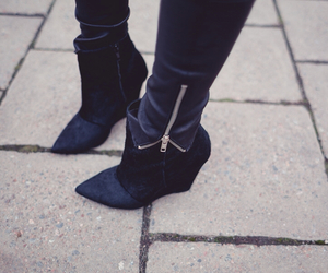style, kenza's, and fortheloveofshoes image