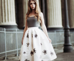 clothes, fashion, and model image