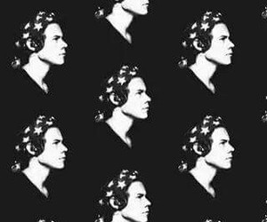 Harry Styles, wallpaper, and one direction image