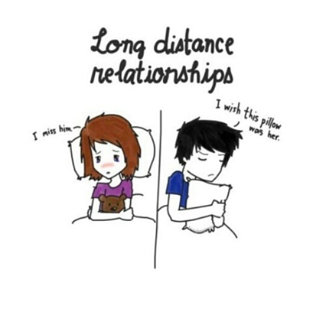Long distance relationship definition
