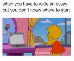 essay, true, and funny image