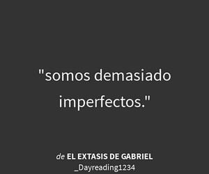 books, gabriel, and frasesenespañol image