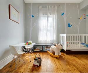 boy, dream house, and nursery image