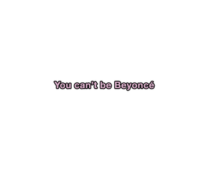 beyoncé and starter pack image