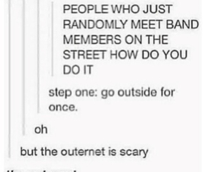 tumblr, outernet, and funny image