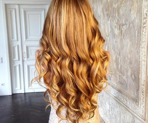 curls, style, and fashion image