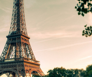 champs elysees, eiffel, and tour image