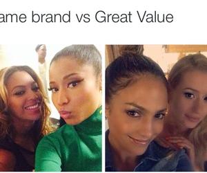 face, Jennifer Lopez, and iggy azalea image