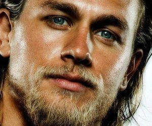 blue eyes, Hottie, and sons of anarchy image