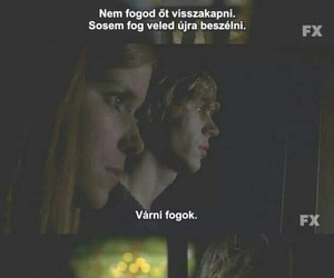 forever, tate, and murder house image