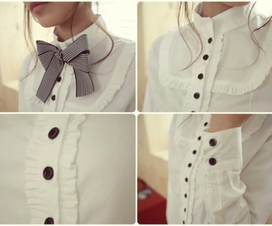 fashion, white, and cute image