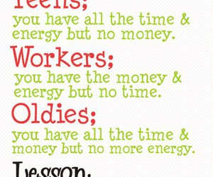 energy, lesson, and money image