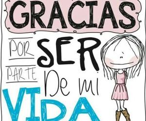 gracias, vida, and parte image