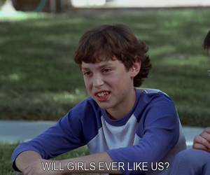 freaks and geeks, quote, and girls image